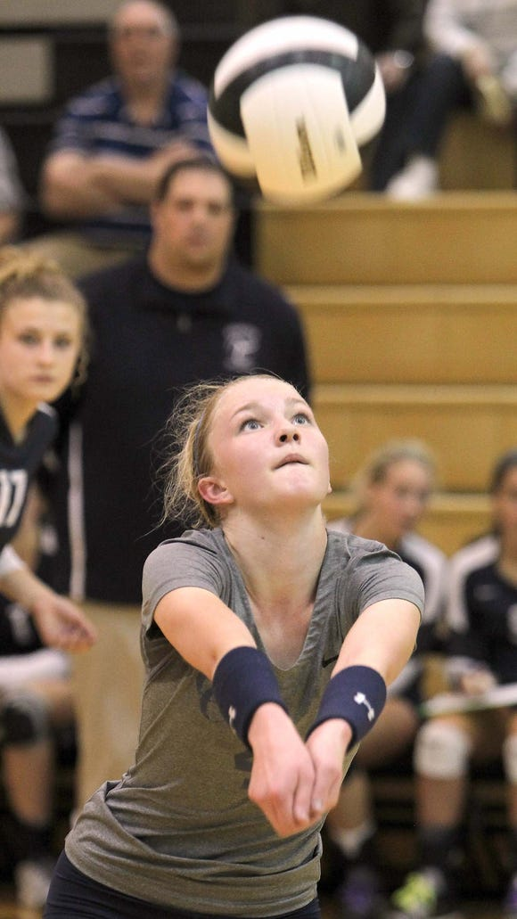 Lindsey Powers and the CC Knights went 39-1.