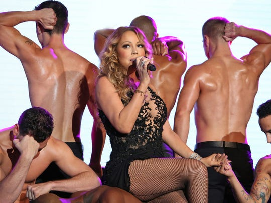 "Mariah Carey's new TV show, ""Mariah's World"" will follow"