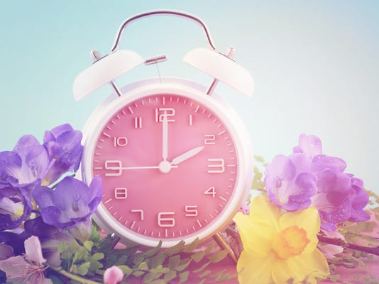 Start getting ready now for Daylight Savings Time