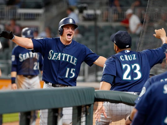 Kyle Seager, Nelson Cruz