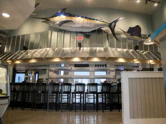 Fort Myers Newest Waterfront Restaurant Opened Monday Get A First Look At Deep Lagoon Seafood Oyster House