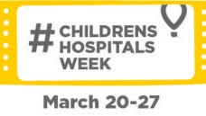 The East Tennessee Children's Hospital will be participating the Children's Miracle Network Hospital's Children's Hospitals Week from March 20 - 27.