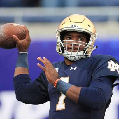 3 things to watch in Notre Dame's spring game