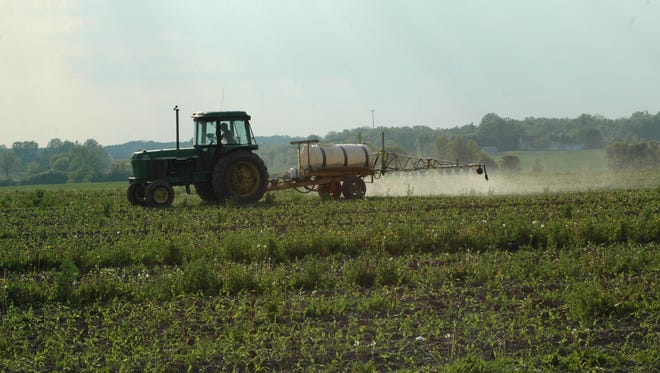 America's farmers and ranchers can represent agriculture in the U.S.
