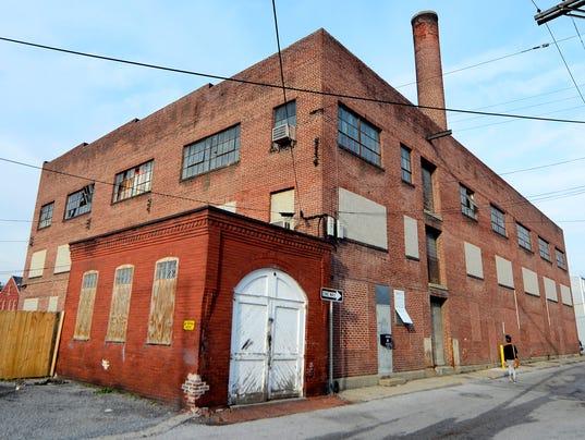 Plans for medial marijuana facility in City