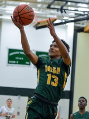 York Catholic vs Bethlehem Catholic in the 27th Annual Robert H. Griffith Holiday Classic championship basketball game, Tuesday Dec. 29, 2015. (John A. Pavoncello - The York Dispatch)