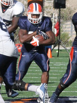 The focus on UTEP junior running back Aaron Jones shifts to the possibility of setting a single-season record.