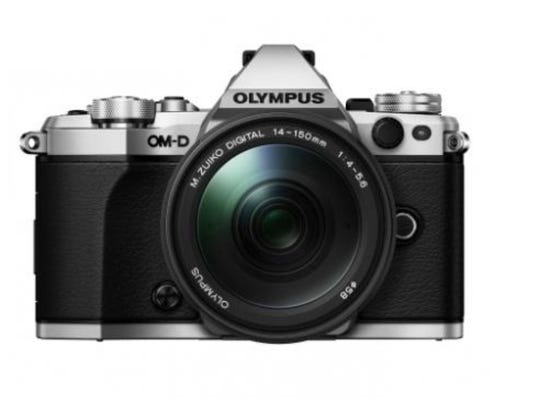 The E-M5 Mark II from Olympus is mirrorless technology