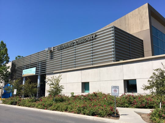 The Redding Library has in the past been a designated cooling center for residents wanting to escape the North State heat.