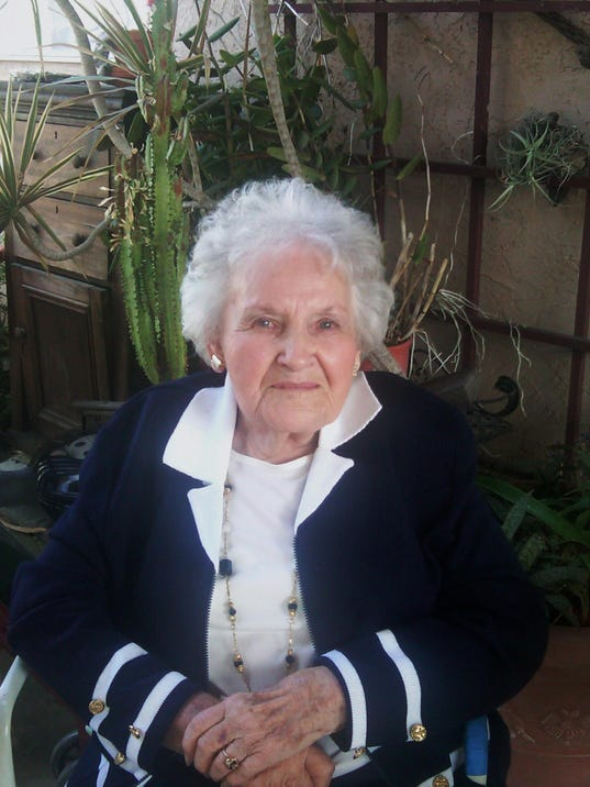 99 year-old woman_01