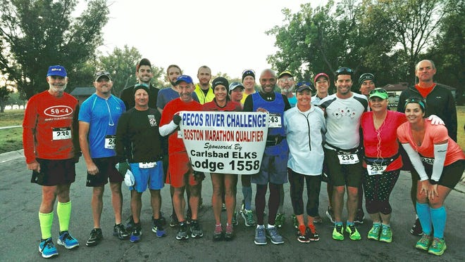 The Pecos River Challenge Marathon will return to Carlsbad for a second time on Saturday. The event will include a half marathon this year.