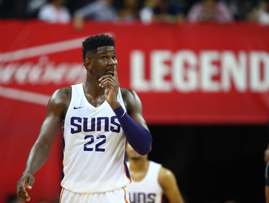 NBA: Summer League-Dallas Mavericks at Phoenix Suns