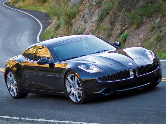 Fisker's first all-ele...