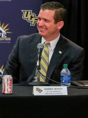 Central Florida athletic director Danny White was named one of Sports Business Journal's prestigious 40 Under 40 award winners.