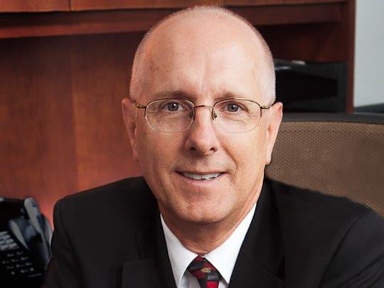Jim Applegate is a certified financial planner and regional director of Financial Services Advisory in Fort Myers.