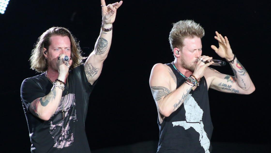 Florida Georgia Line F. Backstreet Boys The Backstreet Boys God Your Mama And Me