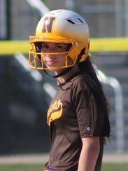 Isabel Randel is one of nine juniors on North Farmington's