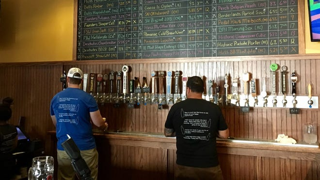 The Casual Pint is a new beer pub and shop in Chandler.
