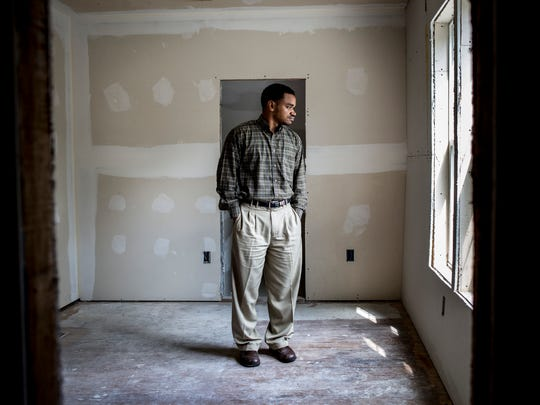 Tray Smith, Experience the Mission president, is working to rehabilitate the home at 1503 16th St., in Port Huron, into a transitional home for youth aging out of foster care. The nonprofit, in partnership with the Earl D. Shoulders Jr. Foundation, is aiming to raise $110,000 for the project.