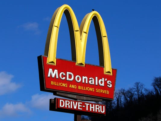 McDonalds theft