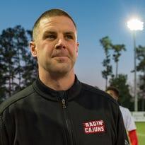 Captain Chill: UL's Napier 'not the rah-rah, yelling coach'