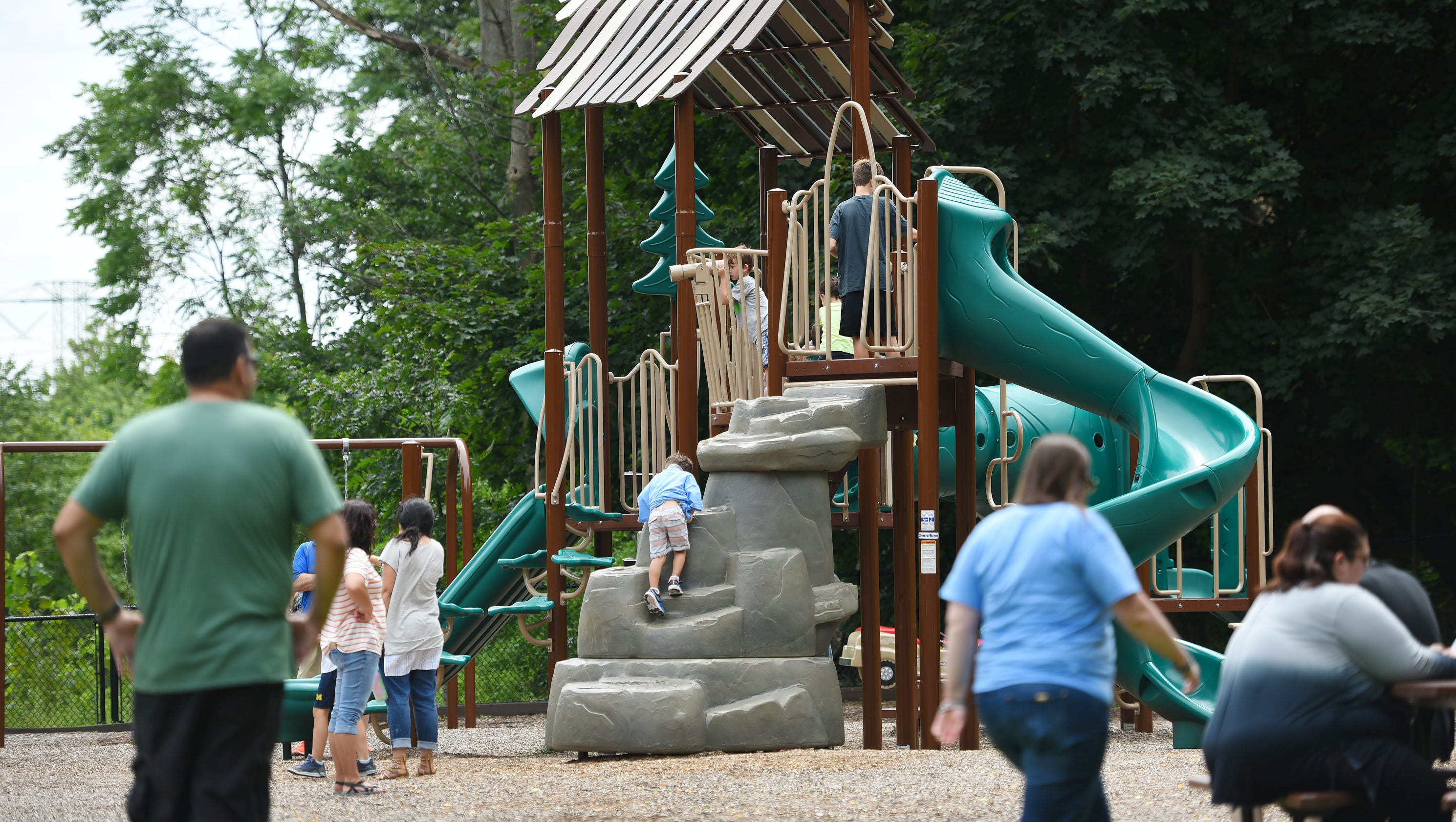 State lawsuit alleges n j town illegally targeted for Park towne