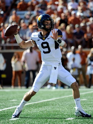 West Virginia quarterback Clint Trickett said Friday that he had endured five concussions over the last 14 months.