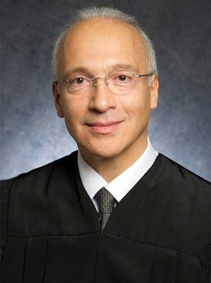 This undated photo provided by the U.S. District Court in southern California shows Judge Gonzalo Curiel, who presided over cases involving Trump University and will now preside over the case of a DREAMer deported by the Trump administration.