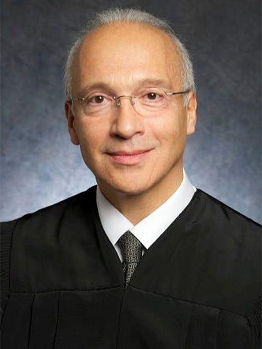 U.S. District Judge Gonzalo Curiel