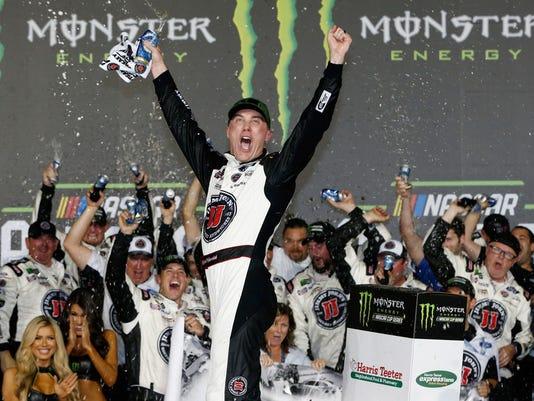 Harvick wins All-Star Race