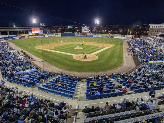 The Wilmington Blue Rocks return home to Frawley Stadium on May 1 to kick off a homestand against Salem Red Sox.