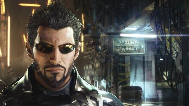 Deus Ex: Mankind Divided.