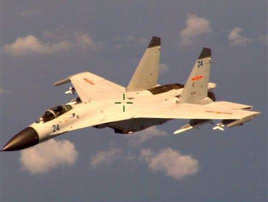 US China Interceptor