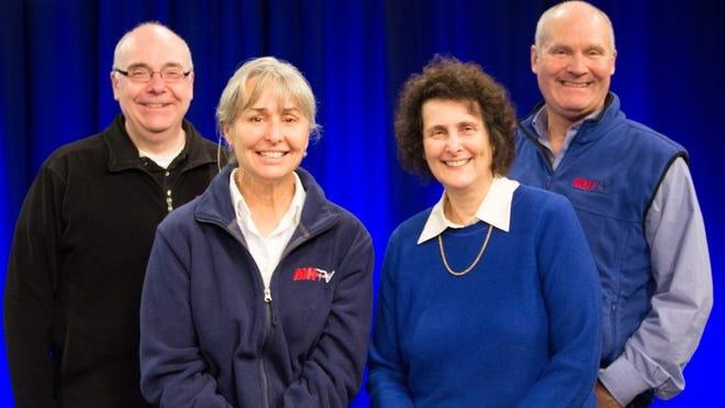 MHTV's award winning staff.