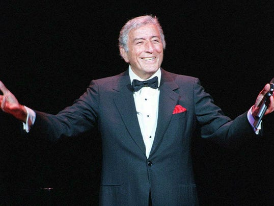 8/23: TONY BENNETT | Legendary singer Bennett is most commonly known for  his popular standards, show tunes, and jazz music. Most recently, he has  sang Jazz ...