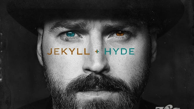 "Cover of Zac Brown Band's forthcoming ""Jekyll + Hyde"" album."