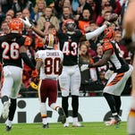 Paul Guenther's duel with Jay Gruden ends in draw