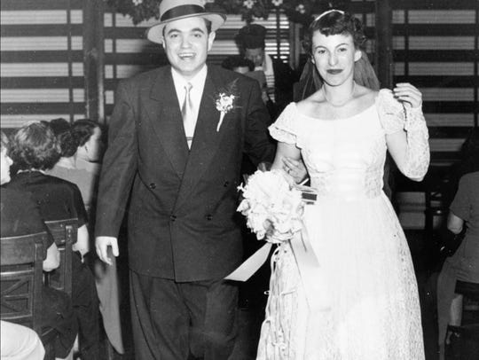 Ira Albom adored his wife, Rhoda, the only woman he ever loved, kissed or dated. They married Dec. 24, 1950.