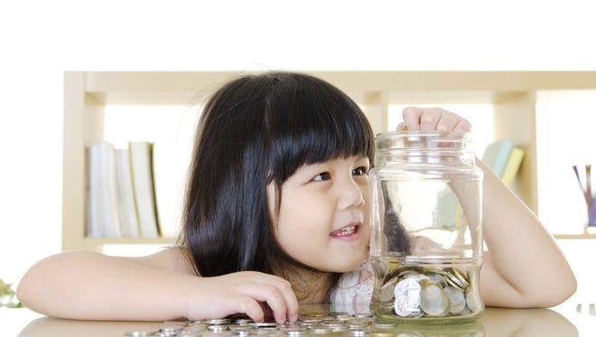 If you have children and want to help pay for college, the best thing to do is start saving as soon as possible.