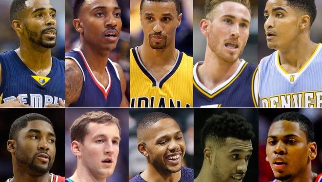 Plenty of Indiana hoop stars in the NBA