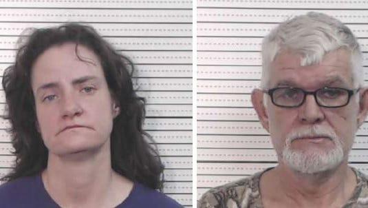 Angela S. Corey, left, and Wyatt E. Corey