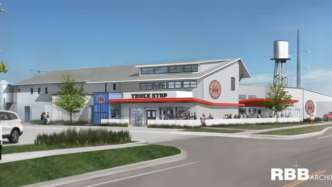 Red Truck Beer Co. has a new brewpub called Truck Stop planning to open out of the old Fort Collins Brewery in 2018.
