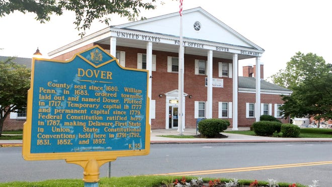 The lease on the Dover post office is up for renewal in March 2020, and with the city eyeing the property for future projects, the United States Postal Service is currently looking at places to relocate.