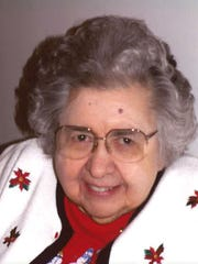Helen Place Powell, 95, was a life long learner from Johnson City.