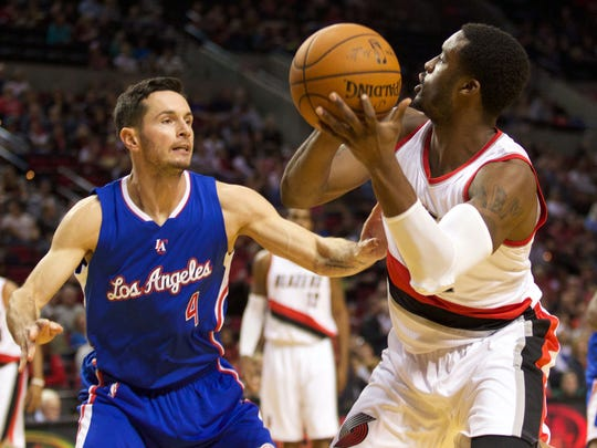 Portland guard Wesley Matthews had 22 points and went