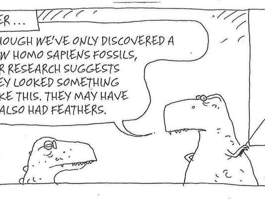New cartoon strip