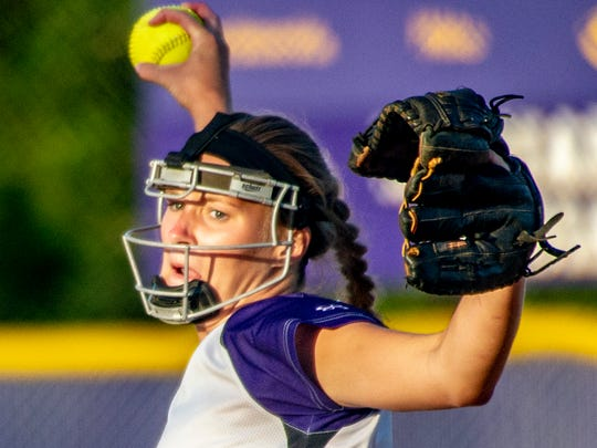 Indianola High School Softball team hosted Ankeny Centennial