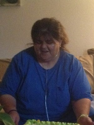 The Washoe County Sheriff's Office released a photo of 51-year-old Christine Townsend, whose body was found in a burning car on American Flat Road in north Reno on March 20, 2018.