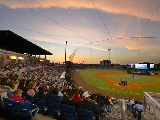 Blue Wahoos Stadium received its latest recognition