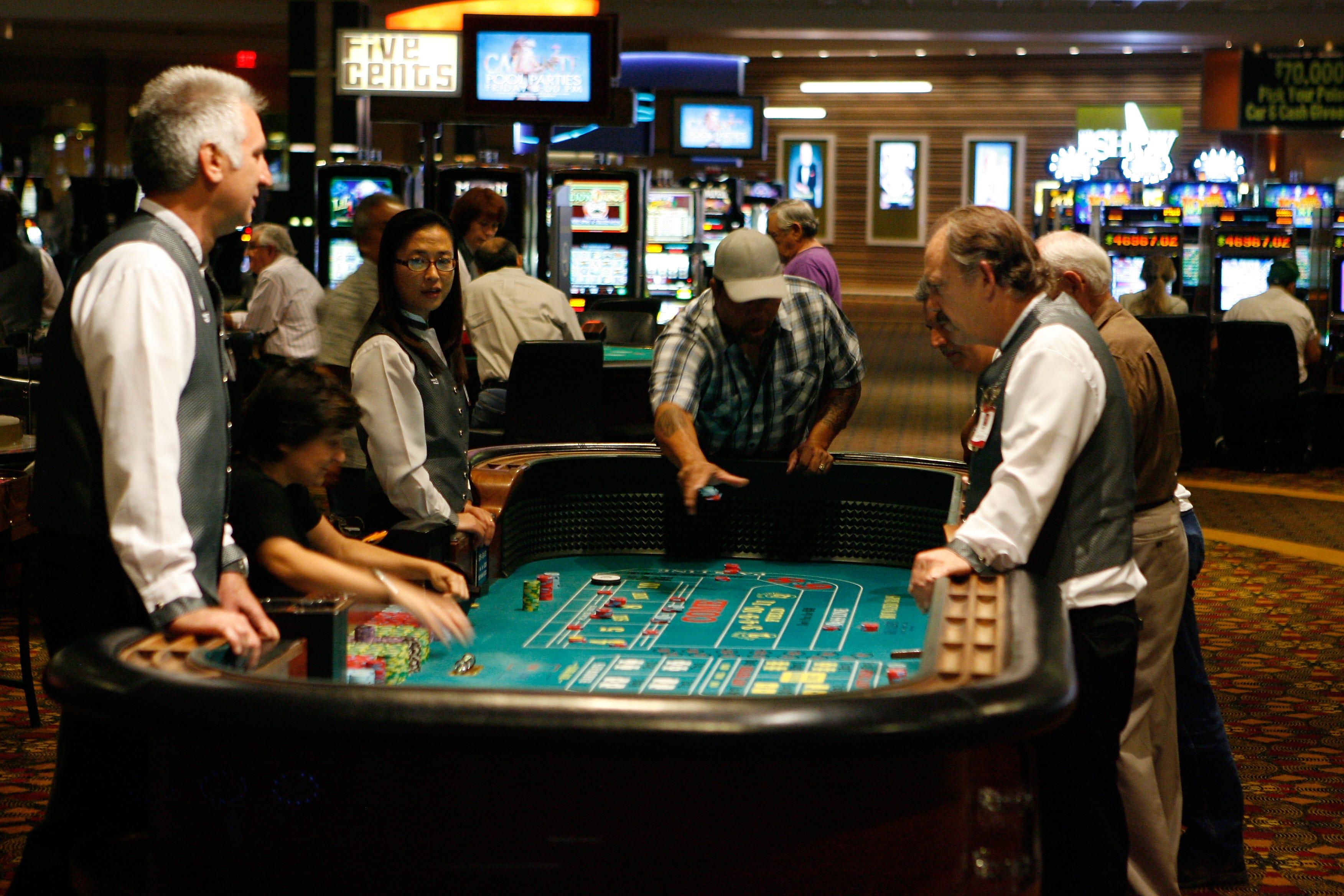 Palm springs gambling procter and gamble boston ma